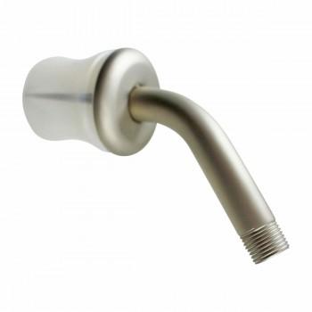 Shower Parts Satin Nickel Brass Shower Arm Part Only Shower Arm Parts Satin Nickel Shower Arm Shower Arm Replacement