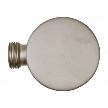<PRE>Shower Part Satin Nickel Brass Water Connector Part Only </PRE>zoom7
