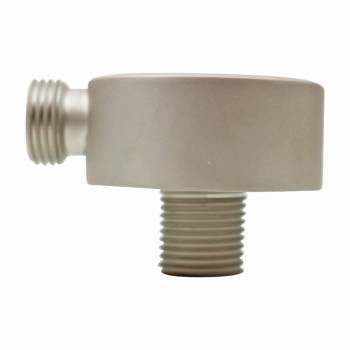 <PRE>Shower Part Satin Nickel Brass Water Connector Part Only </PRE>zoom1