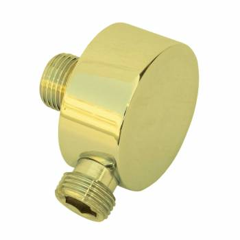 <PRE>Shower Part Gold PVD Brass Water Connector Part Only </PRE>zoom1