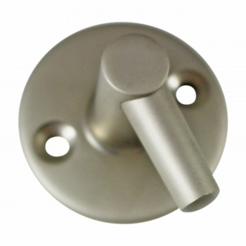 <PRE>Shower Part Satin Nickel Brass Pin Bracket Part Only </PRE>zoom4