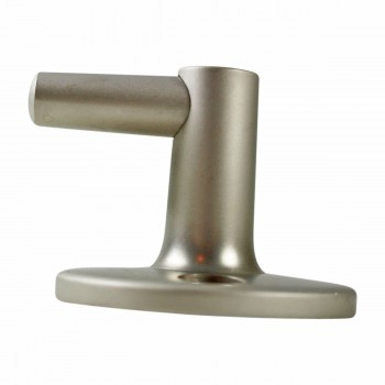 <PRE>Shower Part Satin Nickel Brass Pin Bracket Part Only </PRE>zoom7