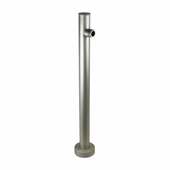 <PRE>Shower Part Nickel Solid Brass Shower Arm Part Only </PRE>zoom5