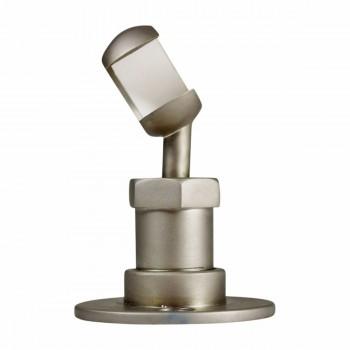 <PRE>Twist-In Bracket Satin Nickel Shower Part Replacement </PRE>zoom7