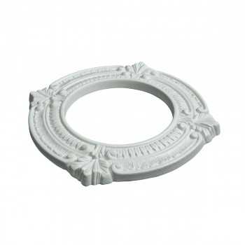 <PRE>Recessed Urethane Ceiling Medallion Trim White 6 inches ID x 10 inches OD</PRE>zoom4