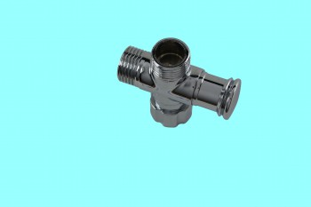 <PRE>Shower Arm Diverter Chrome Valve Push / Pull </PRE>