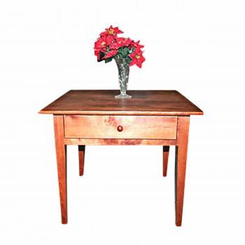 Homestead End Table Birch Autumn Stain Endura-Finish