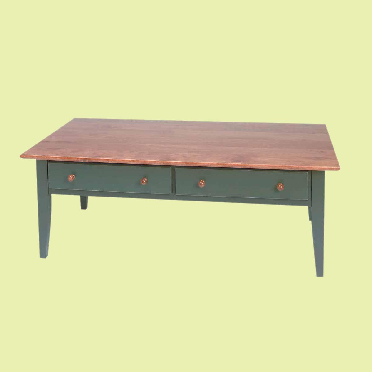 U003cPREu003eCoffee Table Bayberry Birch Homestead Coffee Table ...