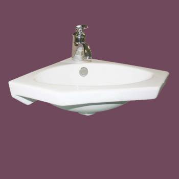 Corner Sinks -  by the Renovator's Supply