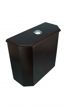 Lowboy Beveled Panel TANK ONLY Cherry Finish