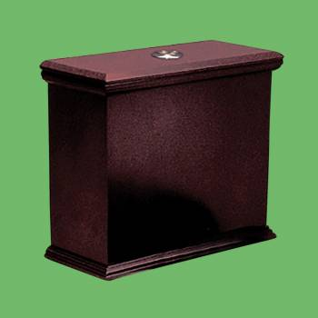 <PRE>Toilet Part Cherry Hardwood Lowboy Flat Tank Only </PRE>zoom2