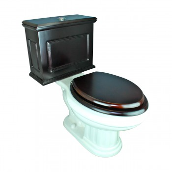 Toilet Part White Lowboy Elongated Toilet Bowl Only 16709grid