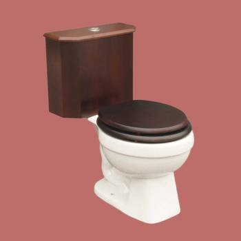 Lowboy Toilets 16771 by the Renovator's Supply