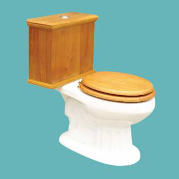 Toilets -  by the Renovator's Supply