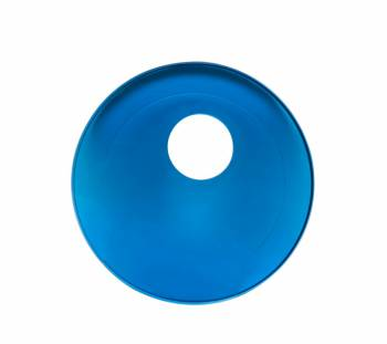 <PRE>Replacement Waterfall Faucet Glass Disc Plate Dark Blue </PRE>zoom1