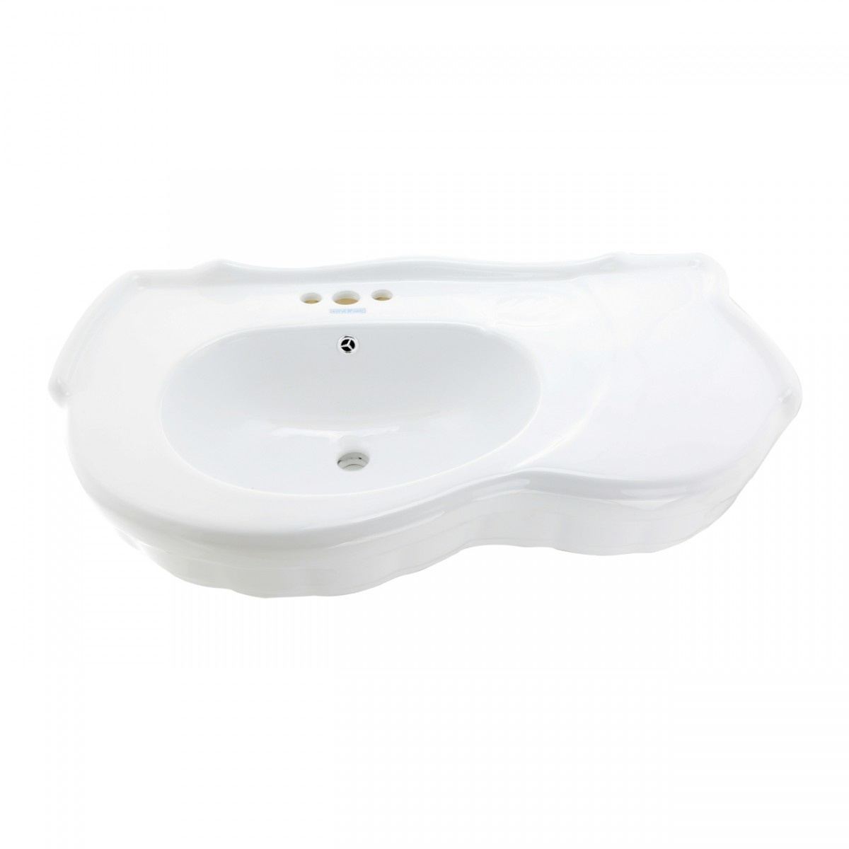 Bathroom Console Sinks White Porcelain Southern Belle Sink Part Porcelain Console Sink Glossy Console Sinks Bathroom Console Sink
