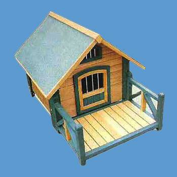 Wooden Dog House Outdoor Wooden Pet Shelter Bed M w Porch Wooden Dog House Dog House Outdoor Dog Houses for Medium Dogs