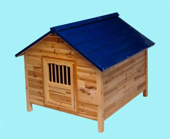 <PRE>Dog House Natural Asian Fir Dog House Large</PRE>zoom2