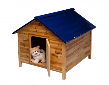 <PRE>Dog House Natural Asian Fir Dog House Large</PRE>zoom4