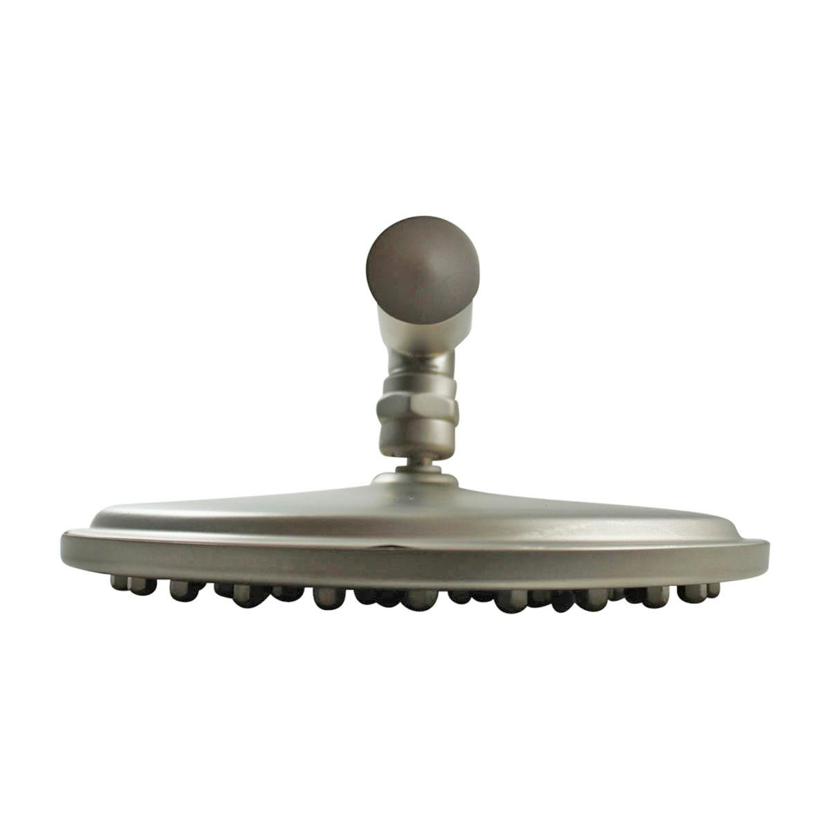 Shower Heads Solid Brass Nickel 75 Fine Mist Jets Shower Head Shower Heads Bath Shower Head
