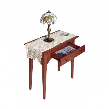 <PRE>End Tables Bedroom Cherry Stain Enfield Pine Living Room End Tables</PRE>zoom1