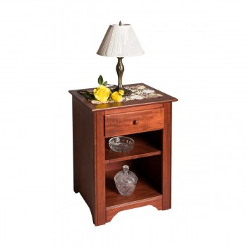 <PRE>End Tables Bedroom Cherry Stain Birch Shaker End Table Living Room</PRE>zoom9