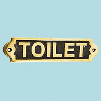 <PRE>Solid Brass Plaques TOILET Sign Polished Brass Plate</PRE>zoom2