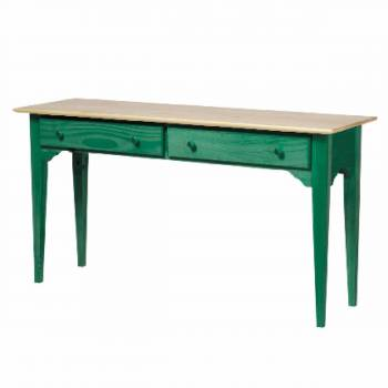Sofa Table Hunter Green Solid Pine Sofa Table 171419grid