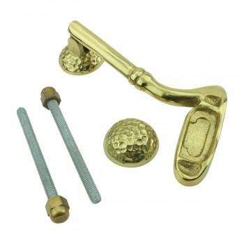 Solid Brass Vintage Door Knocker Golf Putter 5H Golf Door Knocker Brass Door Knockers Door Knockers For Front Door