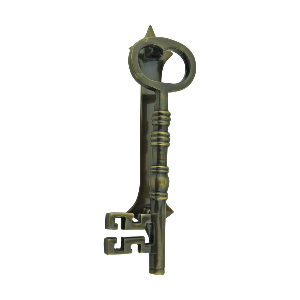 Antique Door Knocker Brass Vintage Antique Door Hardware Key Plate 7.75 Inch Antique Door Hardware Antique Door Knocker Door Knocker Antique Brass