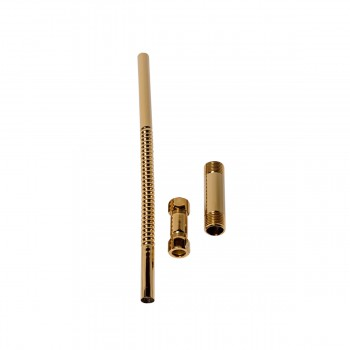 <PRE>Toilet Part Brass PVD Parts for High Tank Toilets </PRE>zoom4