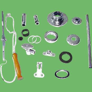 Toilet Part Chrome Part for High Tank Toilets High Tank Toilet Parts Pull Chain Toilet Parts Toilet Repair Parts