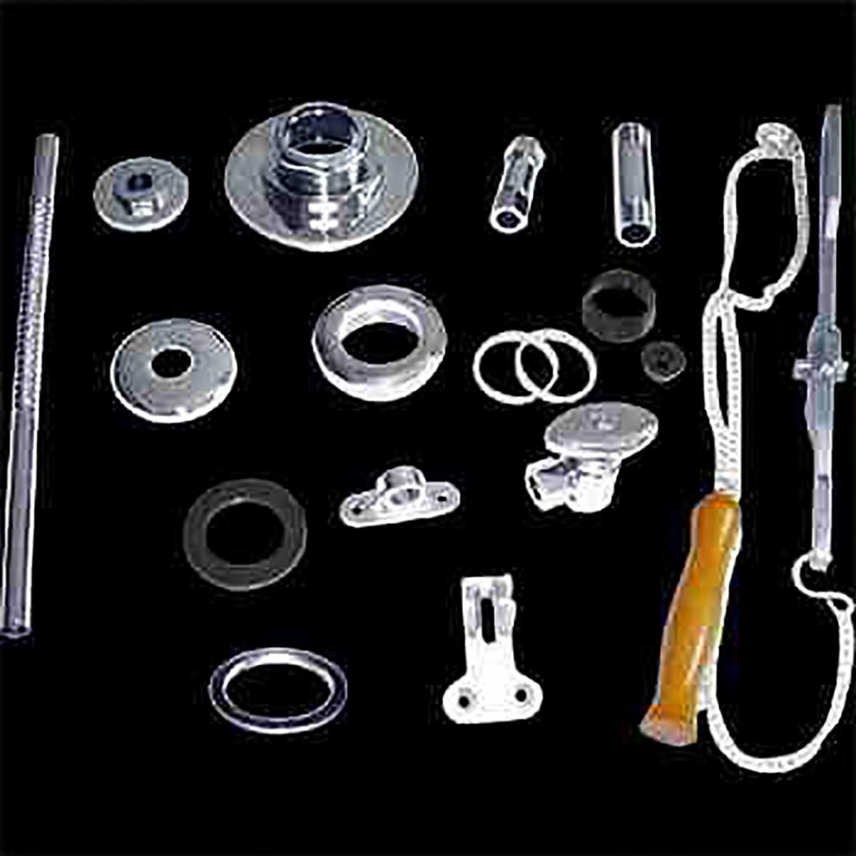 Toilet Part Chrome Part for High Tank Toilets High Tank Toilet Parts Pull Chain Toilet Parts Toilet Repair Parts