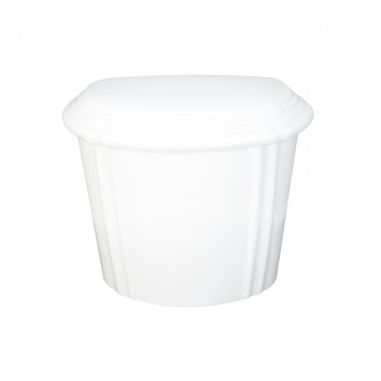 Part White Vitreous China P1143  6868T whiteBr