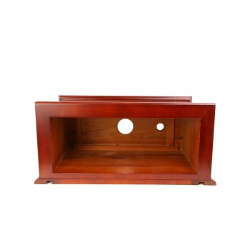 <PRE>Tank Cherry Hardwood Raised Panel Tank Only </PRE>zoom5