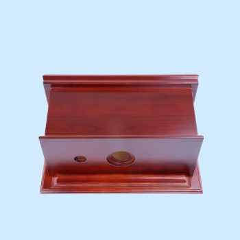 Replacement Tank - Cherry Finish