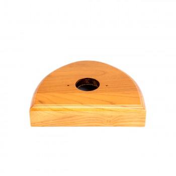 <PRE>Toilet Part Light Oak Hardwood for High Tanks </PRE>zoom5
