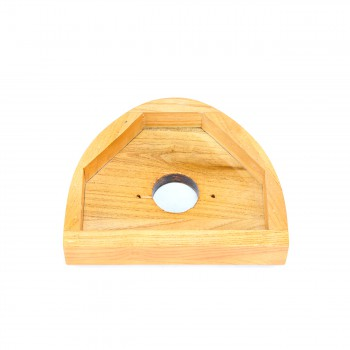 <PRE>Toilet Part Light Oak Hardwood for High Tanks </PRE>zoom6