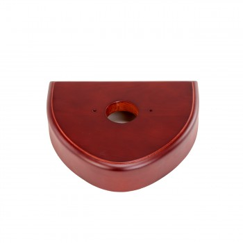 Toilet Part Cherry Hardwood for High Tanks 17268grid