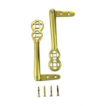 <PRE>Solid Brass Carpet Clip Stair Holder Pair Lifetime Finish </PRE>zoom3