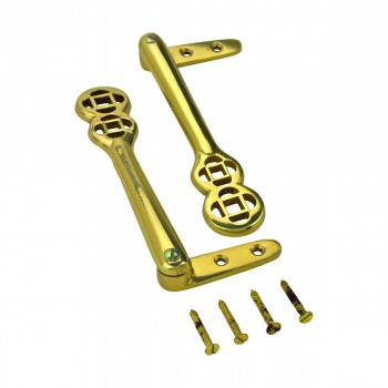 <PRE>Solid Brass Carpet Clip Stair Holder Pair Lifetime Finish </PRE>zoom4