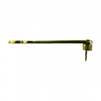 <PRE>Solid Brass Carpet Clip Stair Holder Pair Lifetime Finish </PRE>zoom8