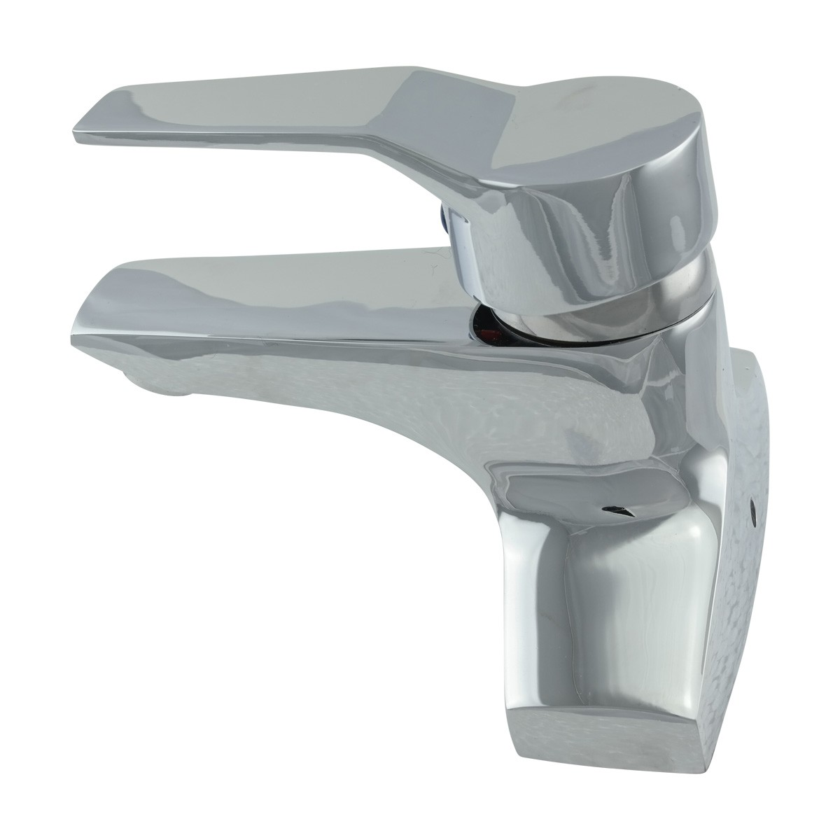 Bathroom Faucet Chrome Plated Centerset 4 316H 1 Handle 4 inch Chrome Bathroom Faucet Brass Bathroom Faucets Bathroom Faucet Single Handle