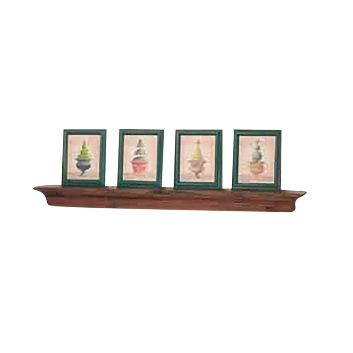 ... U003cPREu003eBathroom Shelves White Country Pine Mantle Shelf 40inchW ...