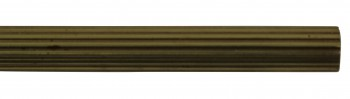 <PRE>Brass Stair Carpet Rod Reed Tube 1/2inch OD 36&quot; </PRE>zoom3