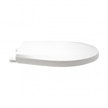 <PRE>Child Sized Toilet Seat Replacement White Molded Plastic</PRE>zoom5