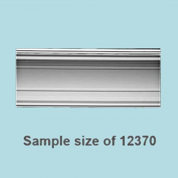 <PRE>Cornice Withe Urethane Sample of 12370 </PRE>zoom2