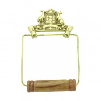 Antique Toilet Paper Holder Wall Mount Brass Victorian Tissue Holder17510grid