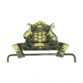 <PRE>Toilet Paper Holder Wall Mount Antique Brass Victorian Hands Tissue Holder </PRE>zoom7