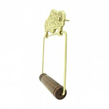 <PRE>Antique Toilet Paper Holder Wall Mount Brass Toilet Tissue Holder for Bathroom</PRE>zoom3